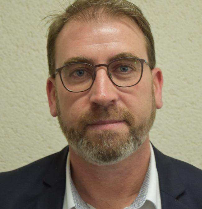 Nomination Sébastien LE BAUD