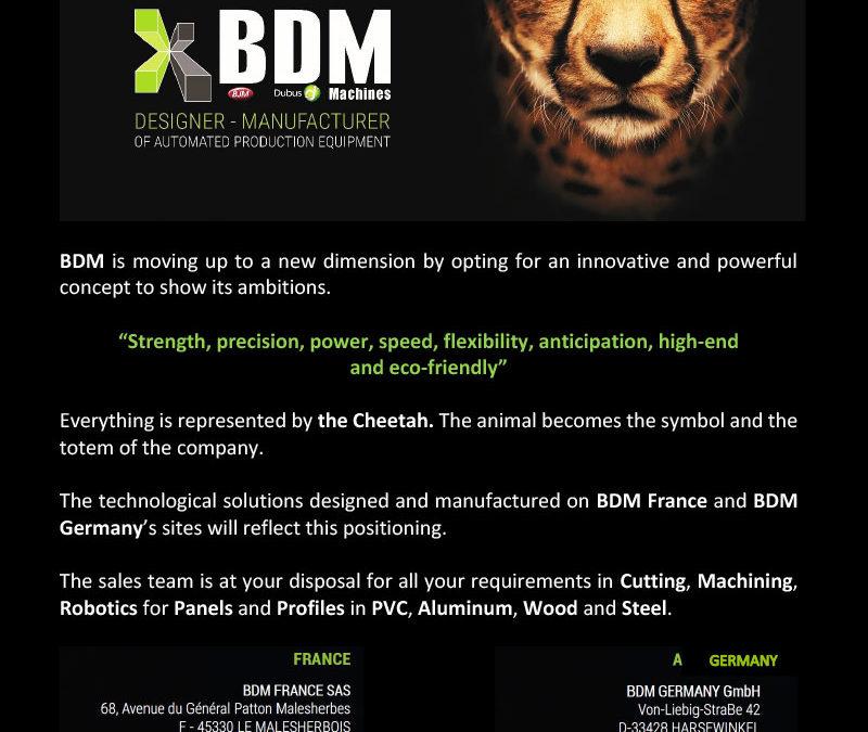 BDM dévoile son nouveau positionnement
